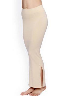 Snazzyway Light Beige Saree Shapewear