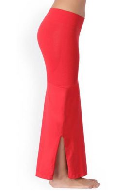 Snazzyway Red Saree Shapewear Petticoat