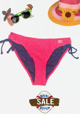 Firefly Pink Polka Dot Swim Bikini Bottom