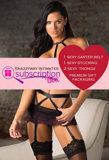 Hot Nights Honeymoon Subscription Box