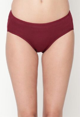 Red cotton panty Snazzyway1a