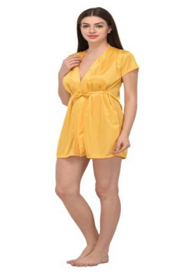 Sexy Robes For Womens with 2 Panties FREE