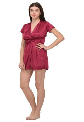 Beautifully Designed Robes For Womens with 2 Panties FREE