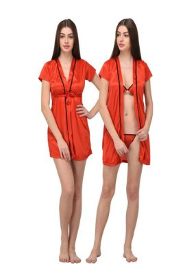 Pretty Robes for Womens with Luxurious 2 FREE Panties