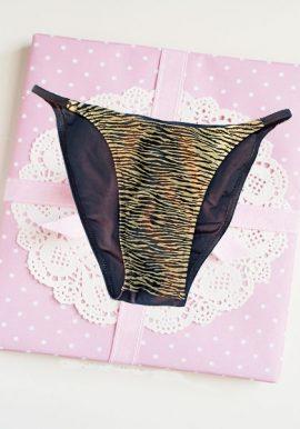 Magistral Animal Printed String Panty