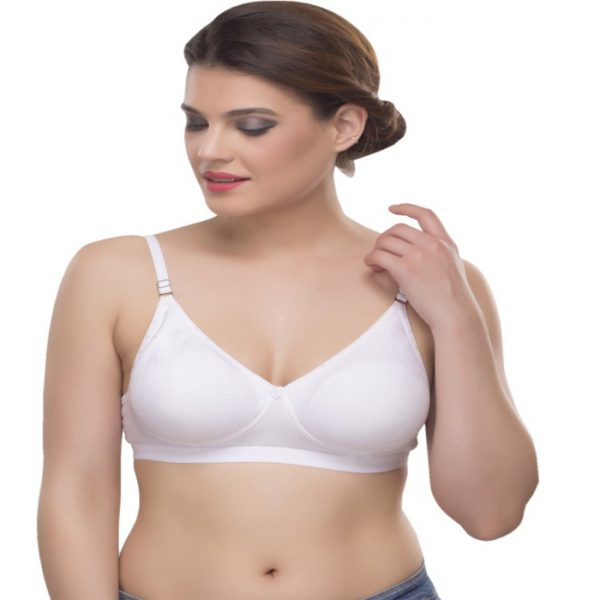 Snazzy Wonderful Cotton Bra ( Pack of 6)