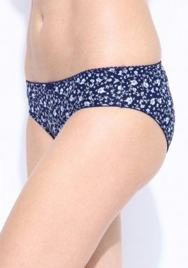 DIXCY JOSH Pk Of 3 Floral Print Plus Size Panties