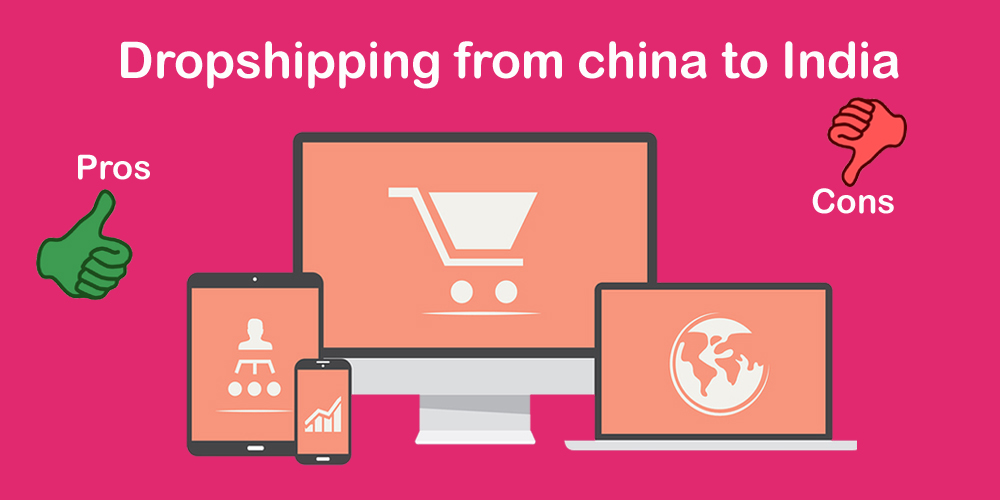Dropshipping from China to India Snazzyway India