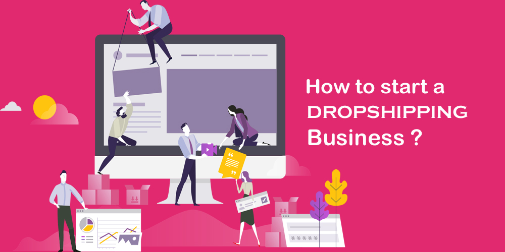 How to start drop shipping business in india |HOME | Store | Snazzyway |