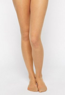 Sophia Beige Super Sheer Pantyhose