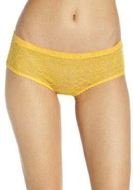 Female Seductive Net Lace Hipsters Pk Of 2