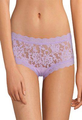 Snazzy Romantic Lace Boyshort Panties Pk Of 2