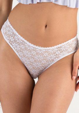 Snazzy Soft & Sexy Lace Cut Hipster Panties-2 Pcs