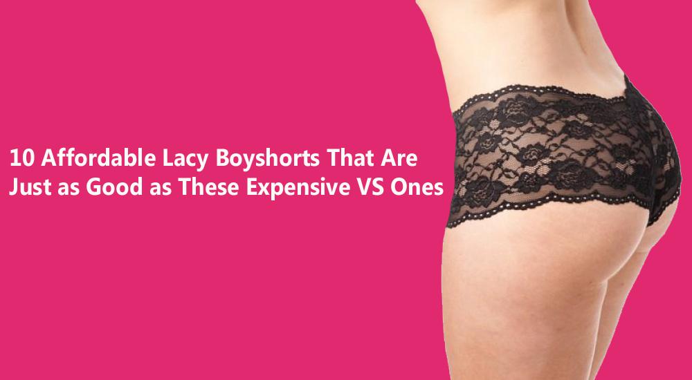 Women's Boy Shorts Panties Snazzyway India