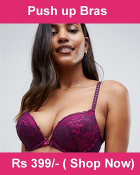 Push up bra shop in Haldwani - Snazzyway India