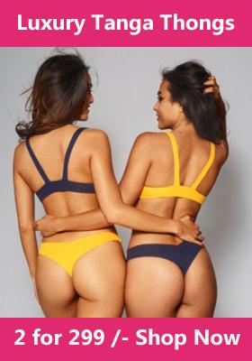 Snazzyway India Best Seller Lingerie 2019 Tanga Thong Panties