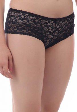 Victoria's Secret Web Net Lace Bikini Panty