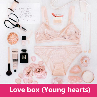 Love box Young hearts snazzyway india
