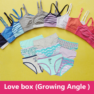Love box Growing Angle Snazzyway India