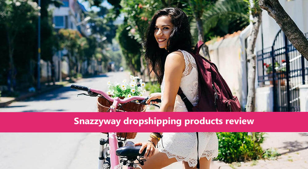 Snazzyway dropshipping products review