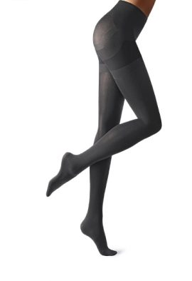 50 Denier all over great shapes grey color pantyhose