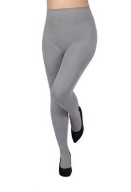Charcoal gray women stylish everyday pantyhose