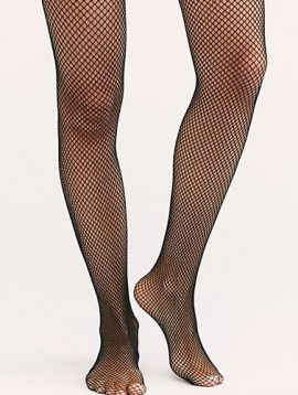 Coles fishnet tights pattern waist to toe
