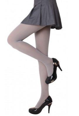 Ultra soft ultra sheer grey everyday women pantyhose pack of 4