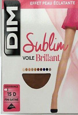 Dim 15 denier ultra shine soft women pantyhose