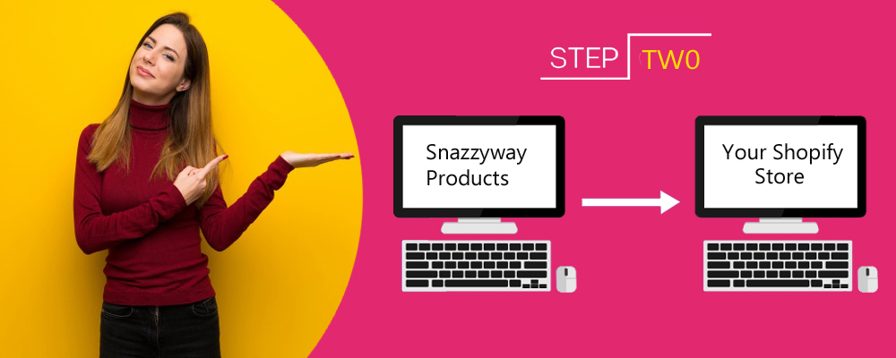 Shopify dropshipping India Snazzyway