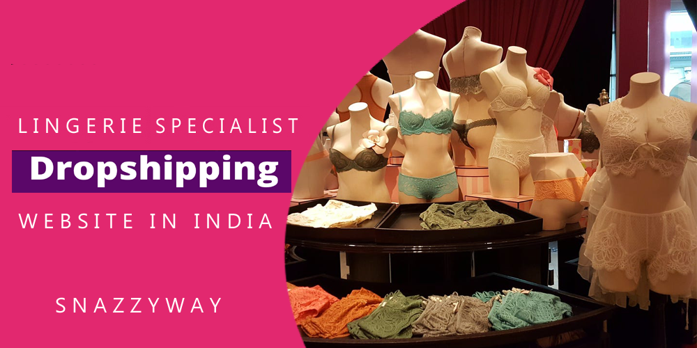 Dropshipping websites in India - Snazzyway