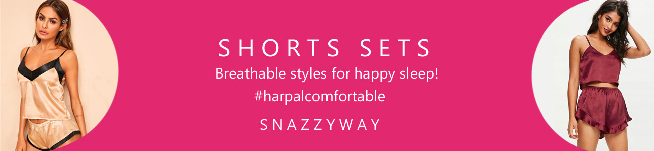 Best dropshipping products in india Snazzyway shorts sets