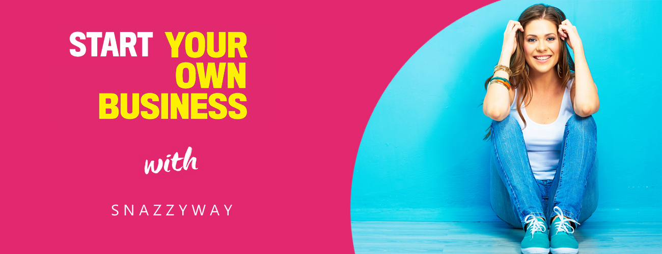 Start your dropshipping business with Snazzyway