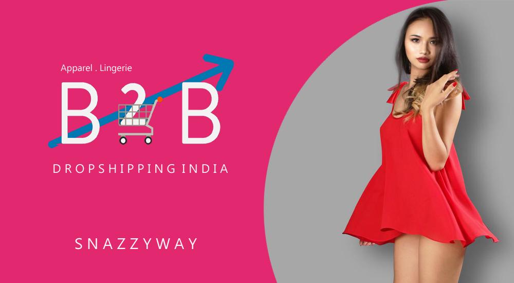 B2B dropshipping India