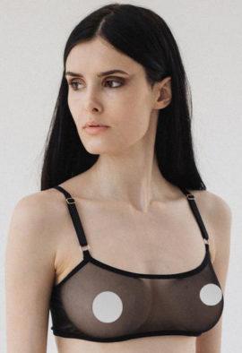 Very Seductive full transparent bra