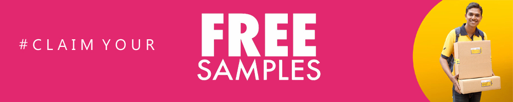 FREE SAMPLES Snazzyway India