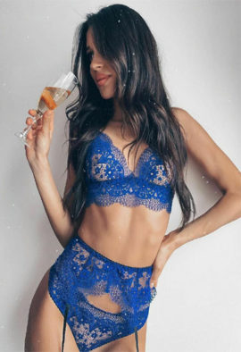 Cute & Sexy Special night lingerie set