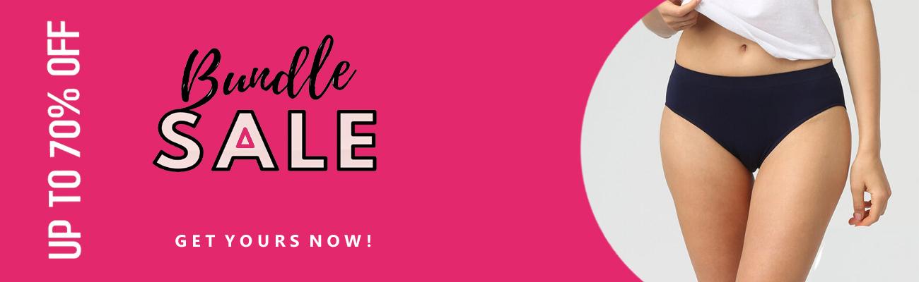 Buy Panties pack online India Snazzyway