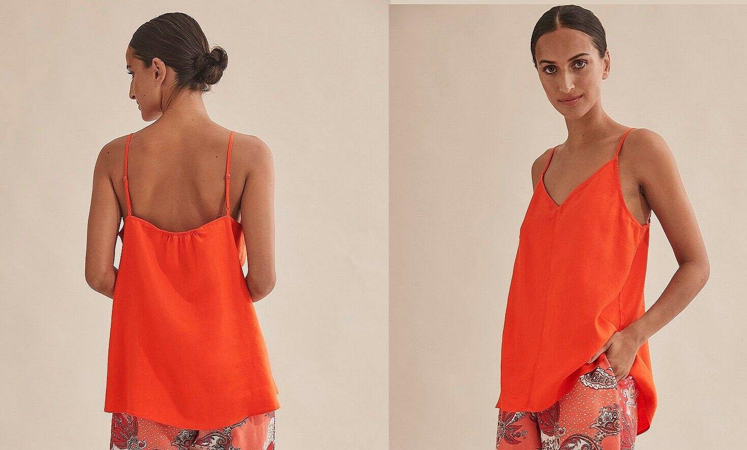 french fashion 100% pure cotton cami top4