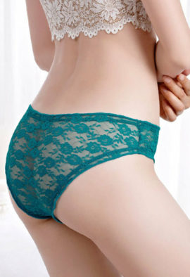 2 pack Women's Lace Stretch Hipster Panties